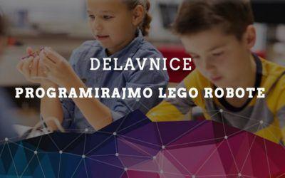 Programirajmo Lego robote