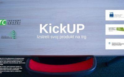 KickUP mentorski program