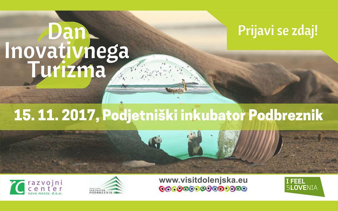 Dan inovativnega turizma 2