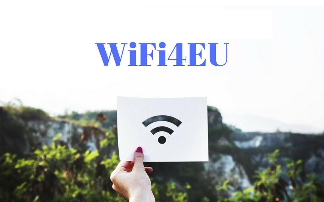WiFi4EU – REGISTRACIJE ODPRTE