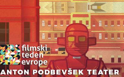 Filmski teden Evrope ponovno v Anton Podbevšek Teatru