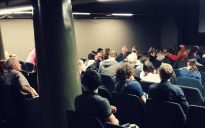 Izjemen obisk na Filmskem tednu Evrope