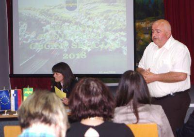 Srečanje podjetnikov in obrtnikov Občine Škocjan - Foto: Lidija Markelj