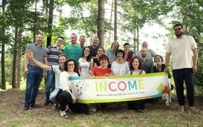 2nd International conference of INCOME project held in Novo mesto