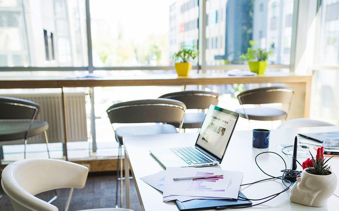 NOVO: Možnost najema virtualne pisarne
