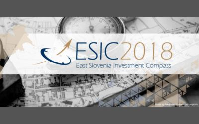 ESIC 2018 – East Slovenia Investment Compass