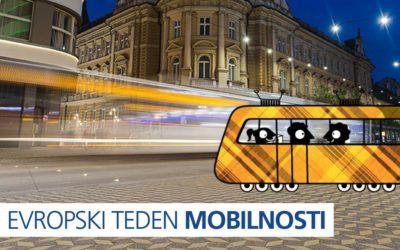 Evropski teden mobilnosti 2018