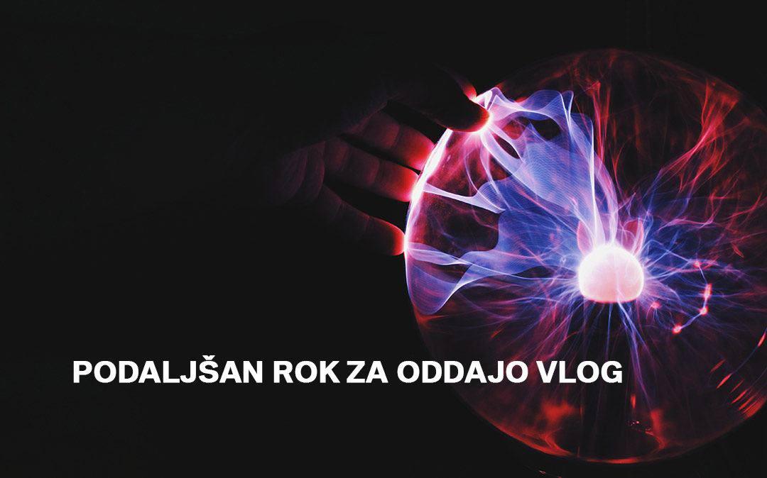 Podaljšanje roka za oddajo vlog – PODJETNIŠKE INOVACIJE 2018