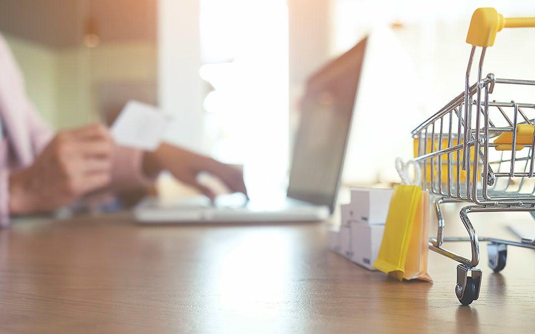 Brezplačno usposabljanje: Spletna trgovina