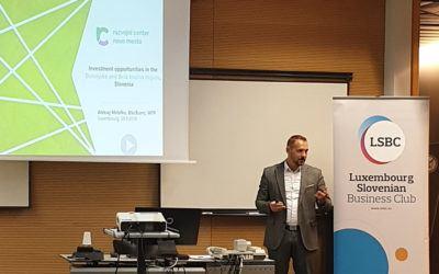 »Invest in Slovenia: Luxembourg« – Povezujemo interese investicijskega potenciala v regiji z interesi tujih investitorjev
