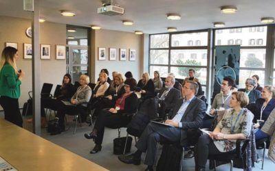 Srečanje in mreženje podpornega okolja v regiji JV Slovenija