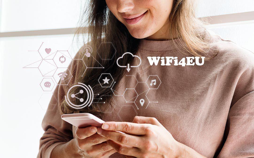 WiFi4EU – Znan je še drugi seznam občin v Sloveniji, ki bodo prejele 15.000€ za izgradnjo Wi-Fi omrežja v sklopu evropskega projekta WiFi4EU