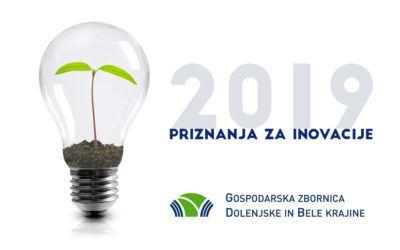 GZDBK je podelila priznanja za inovacije za leto 2019