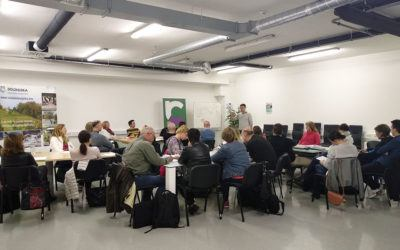 Izobraževanje za mentorje podjetniških aktivnosti