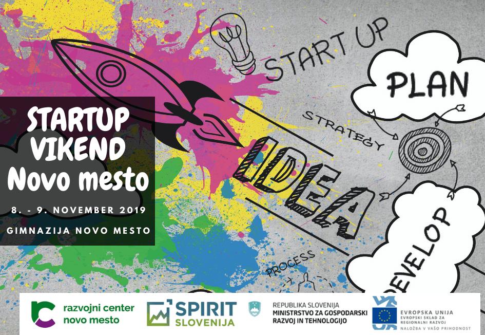 8. Startup vikend Novo mesto (2019)