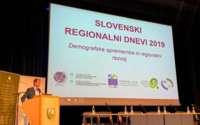 Slovenski regionalni dnevi 2019 »Demografske spremembe in regionalni razvoj«