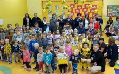 Igra »Vrt družine dobrojed« razveselila dolenjske in belokranjske otroke