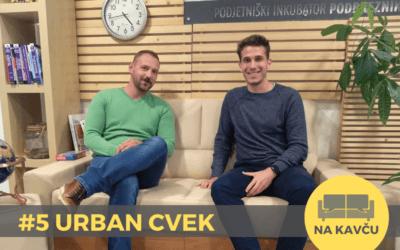 Na kavču #5  – Urban Cvek