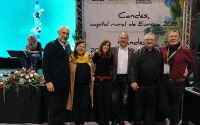 Udeležba na 4. Evropskem podeželskem parlamentu