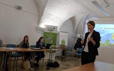 Drugi partnerski sestanek projekta Interreg Srednja Evropa HealingPlaces