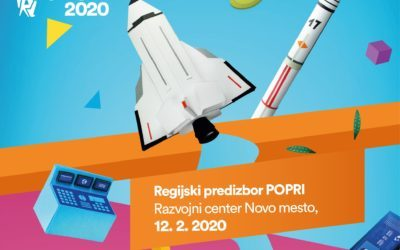Regijsko tekmovanje za najboljšo podjetniško idejo mladih – POPRI