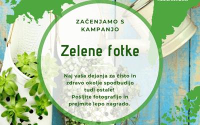 KAMPANJA #ZELENEFOTKE