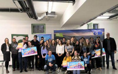 POPRI 2020: 328 mladih tekmovalcev iz cele Slovenije rešuje probleme na inovativen način