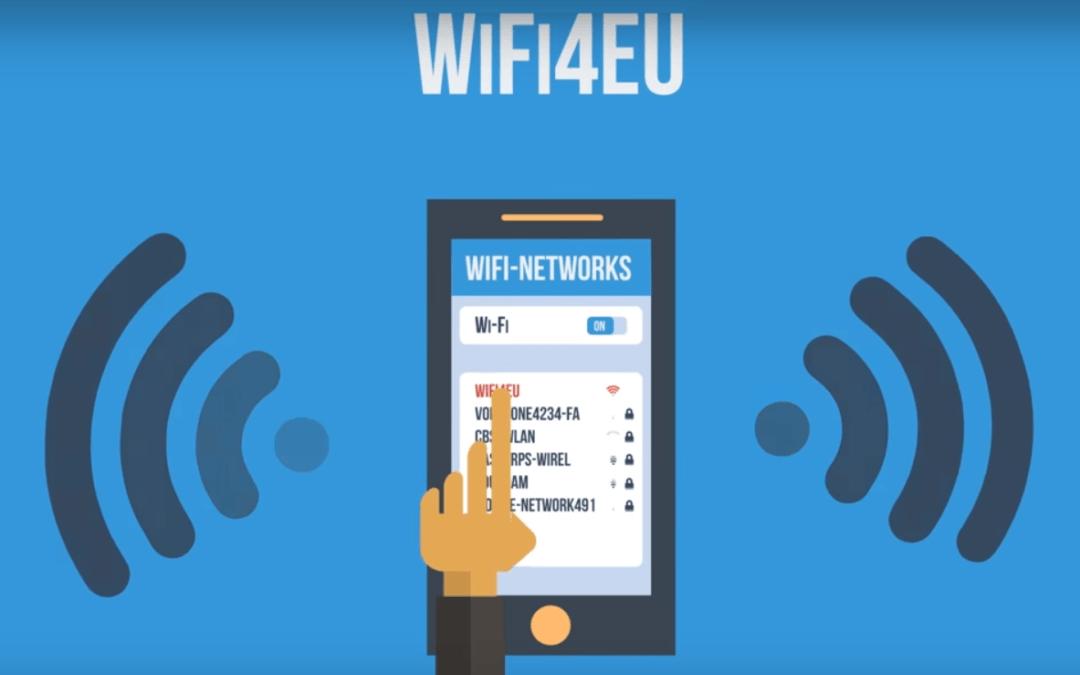 Četrti in s tem zadnji poziv za Wi-Fi bon-voucher je objavljen