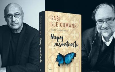 VABIMO NA POGOVOR V ŽIVO: GABI GLEICHMANN & BORIS A. NOVAK