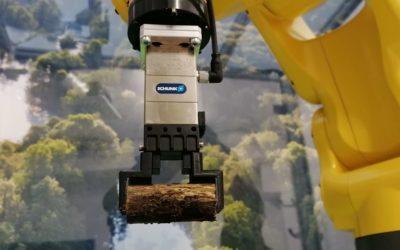 Robot, ki bi vam zložil drva…