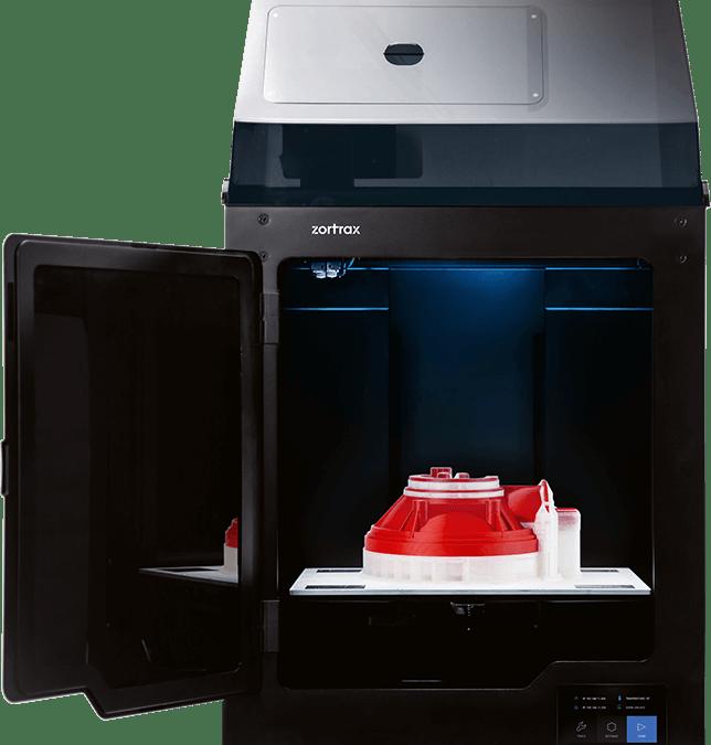 Tudi mi ga imamo – 3D tiskalnik