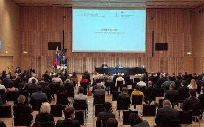 Posvet o večletnem finančnem okviru 2021–2027 in razvoju kohezijske regije Zahodna Slovenija