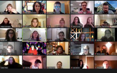 Startup vikend 2020 – izvedba preko spleta navdušila