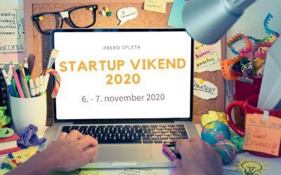 9. STARTUP VIKEND NOVO MESTO (2020)