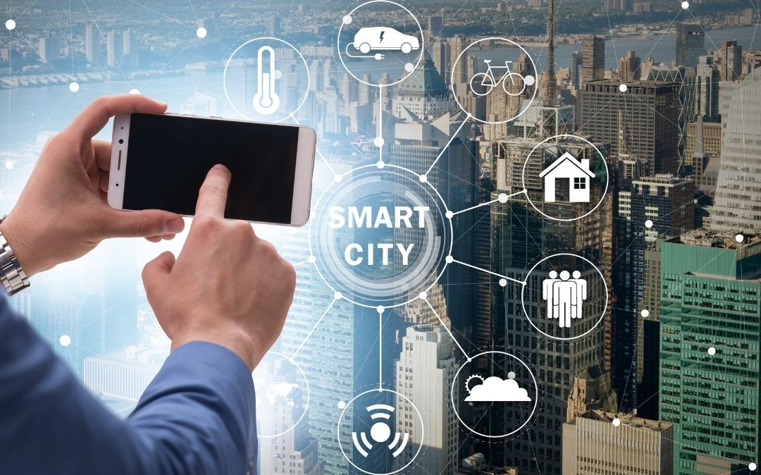 Vabilo podjetjem k objavi storitev za pametna mesta