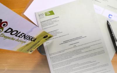 Podpis partnerskega dogovora o sodelovanju s Slovensko turistično organizacijo