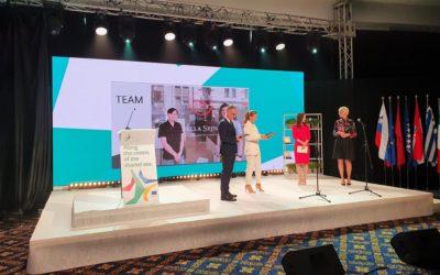 Naši mladi startupi najboljši na mednarodnem tekmovanju