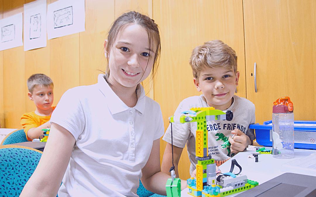 Prijave na poletne delavnice Ciciban in Robotek 2021 so odprte
