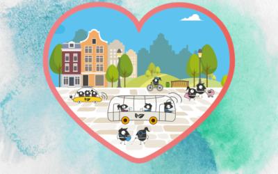 Javni razpis za občine za sofinanciranje priprave in izvedbe aktivnosti Evropskega tedna mobilnosti v letu 2021