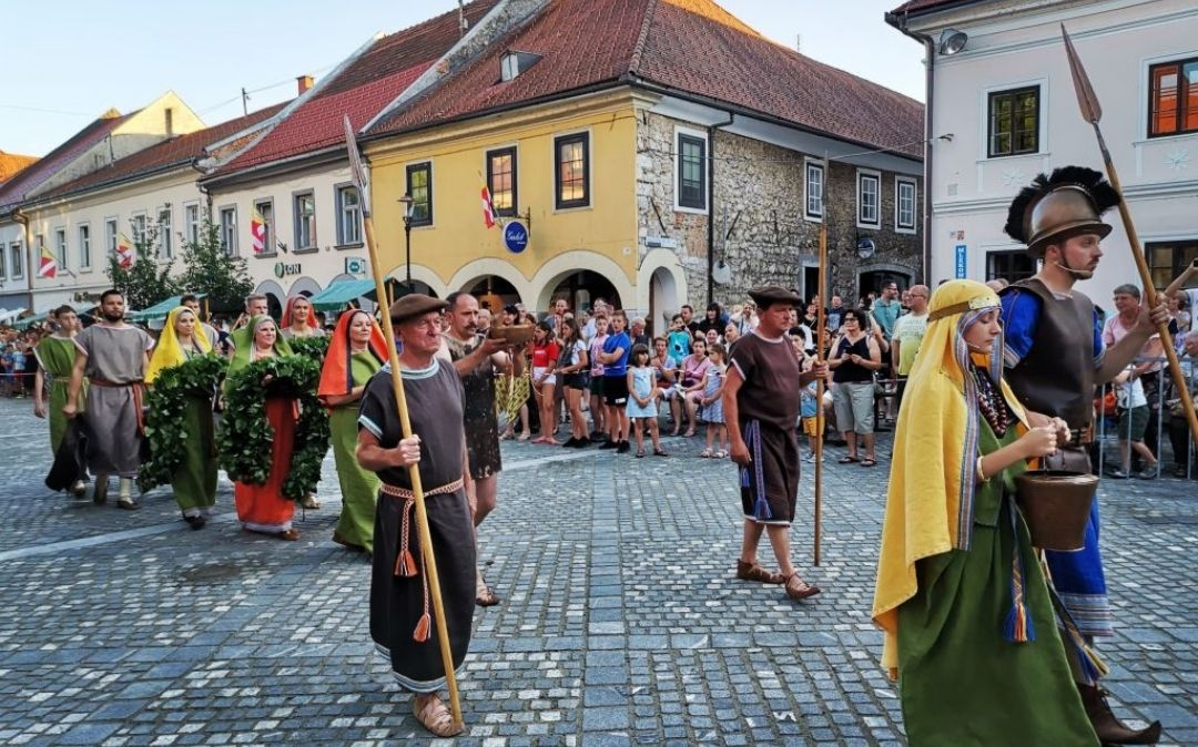 Project Culture Twinning: Twinning Tourism Promoting Cultural Heritage